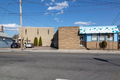 RI-Providence County Commercial For Sale: 339 Woonasquatucket Ave