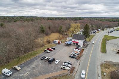 MA-Bristol County Commercial For Sale: 265 Longmeadow Rd