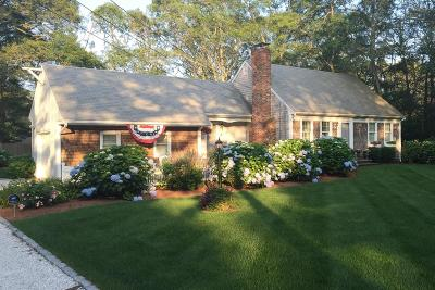 Brewster Single Family Home Contingent: 53 Brook Trail Rd