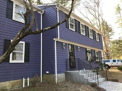 Attleboro Single Family Home For Sale: 27 Butterworth Drive