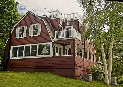 Gloucester Single Family Home For Sale: Lot 6 And 31 King Philip Road