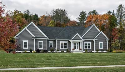 Wilbraham Single Family Home For Sale: 9 Peak Road