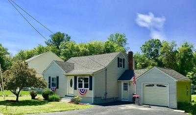 Attleboro Single Family Home For Sale: 77 Handy St