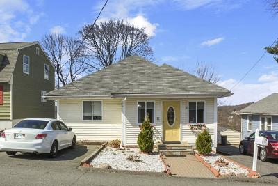 Saugus MA Single Family Home For Sale: $510,000