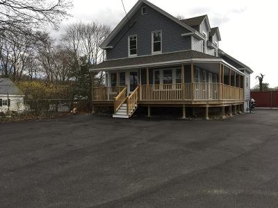 North Attleboro Single Family Home For Sale: 111 Fisher Street