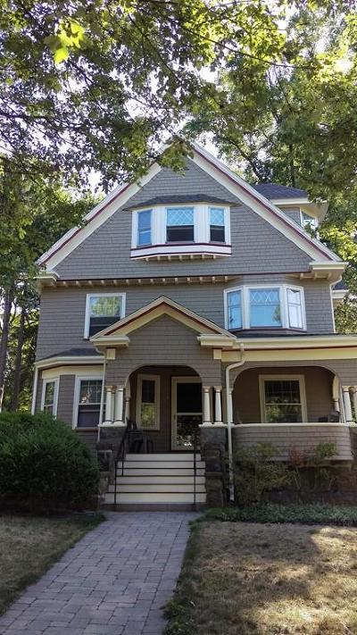 Multi Family Home For Sale: 33 Stratford St
