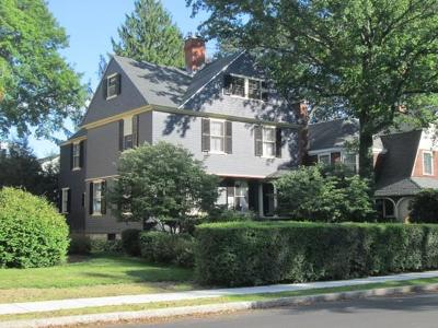 Worcester Single Family Home For Sale: 38 Sever St