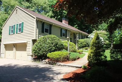 Lynnfield Single Family Home For Sale: 1 Evans