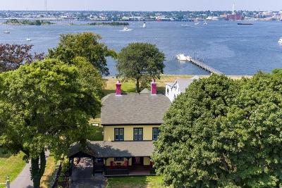 MA-Bristol County Single Family Home For Sale: 16 Fort St