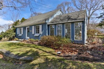 Sandwich Single Family Home For Sale: 50 Wing Blvd E