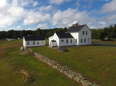 MA-Bristol County Multi Family Home For Sale: 581-A&b Drift Road