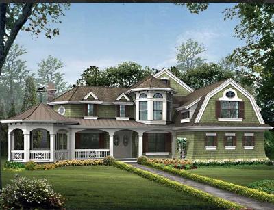 Wrentham Single Family Home For Sale: Lot 4 Grant Avenue