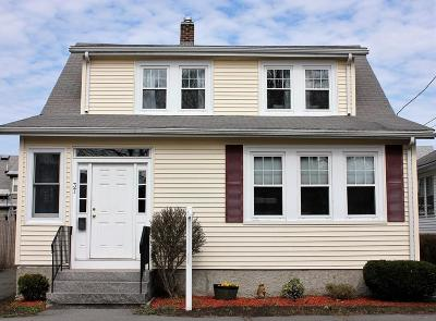 Quincy Single Family Home New: 37 Campbell St