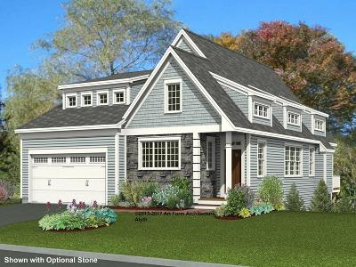 Concord Single Family Home New: Lot 12 Black Horse Place #12