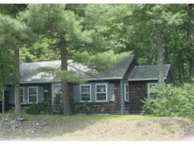 Norton Single Family Home For Sale: 387 Old Colony Road