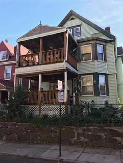 Single Family Home For Sale: 21 Montrose St