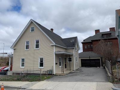 MA-Worcester County Multi Family Home For Sale: 9 Whitney St