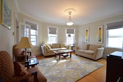 Brookline Rental New: 62 Chestnut St #3