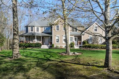 MA-Bristol County Single Family Home New: 71 Old North Trail