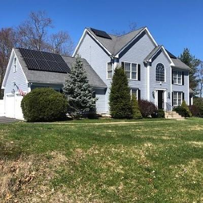 MA-Worcester County Single Family Home New: 968 Marston Road