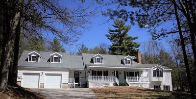 MA-Worcester County Single Family Home For Sale: 46 Brandy Lane