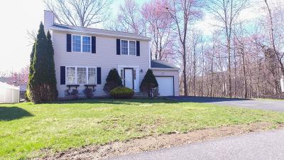 Worcester Single Family Home For Sale: 85 Vincent Cir