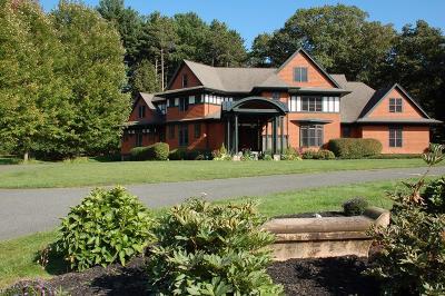 Wenham, Hamilton Single Family Home For Sale: 40 Topsfield Rd