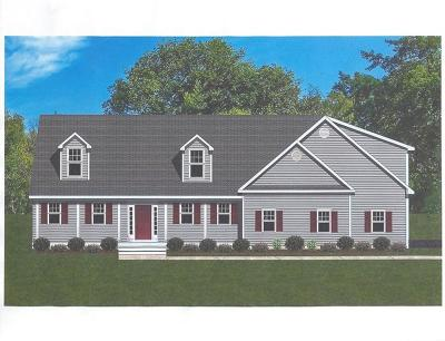 MA-Worcester County Single Family Home New: Lot B Malone Road
