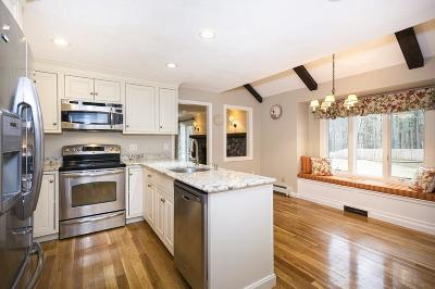Hingham Single Family Home New: 9 Deerfield Road