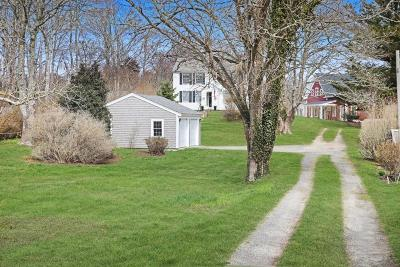 Chatham Single Family Home For Sale: 35 Shattuck Pl