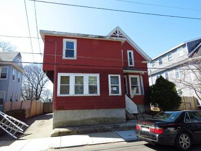 Malden Single Family Home Under Agreement: 28 N Milton St