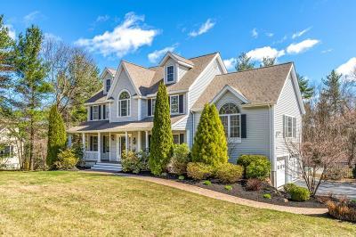 Hopkinton Single Family Home New: 48 Rocky Woods Rd