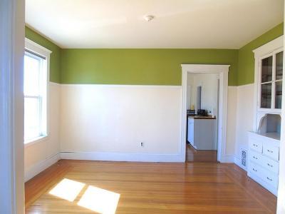 Cambridge Rental New: 120 Montgomery Street #3