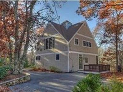 Mashpee Single Family Home For Sale: 185 Uncle Percy's Road