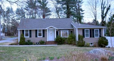 MA-Norfolk County Single Family Home New: 51 Hingham Ave