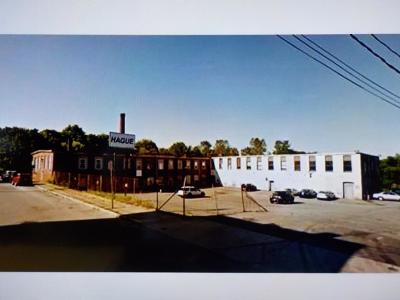 MA-Bristol County Commercial New: 507 Alden St