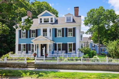 Hingham Single Family Home New: 93 Main St