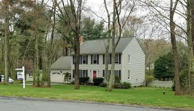 MA-Worcester County Single Family Home New: 5 Theresa Drive
