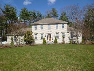 MA-Worcester County Single Family Home For Sale: 10 Manzi Way