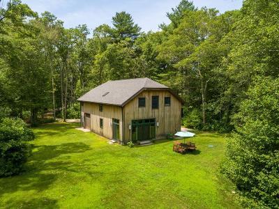 MA-Bristol County Single Family Home New: 5 Shadow Wood Lane