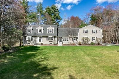 MA-Norfolk County Single Family Home New: 27 Whichita Road