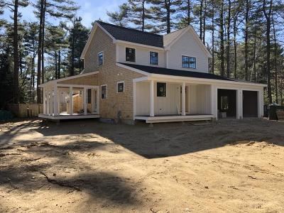 Duxbury Single Family Home New: 1161 B Tremont Street