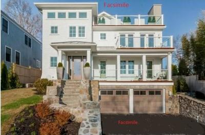 Quincy MA Single Family Home New: $1,669,000