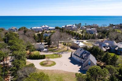 Barnstable Single Family Home New: 828 Sea View Ave