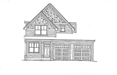 MA-Worcester County Single Family Home New: Lot 68-69 Dunn Road