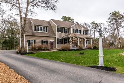 Plymouth Single Family Home For Sale: 70 Roxy Cahoon Rd
