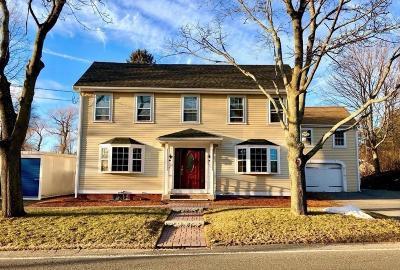 Danvers Single Family Home Under Agreement: 238 Conant