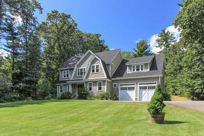 Beverly Single Family Home Extended: 41 Beaver Pond Road