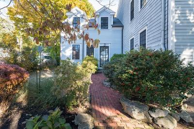 Cohasset Condo/Townhouse Under Agreement: 108-110 Elm St #A