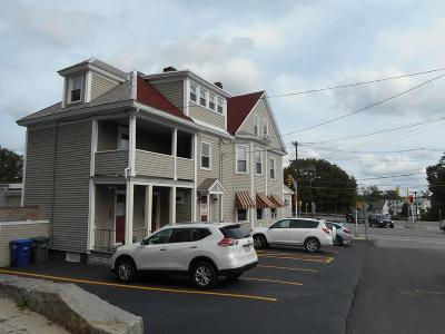 MA-Worcester County Commercial Contingent: 6 N Main St